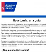 Ileostomía: una guía